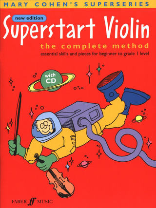 Mary Cohen: Superstart Violin – level 1