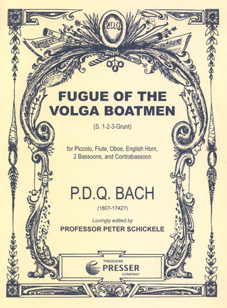 P.D.Q. Bach: Fugue Of The Volga Boatmen