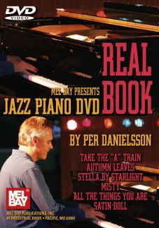 Danielsson Per: Jazz Piano Dvd Real Book
