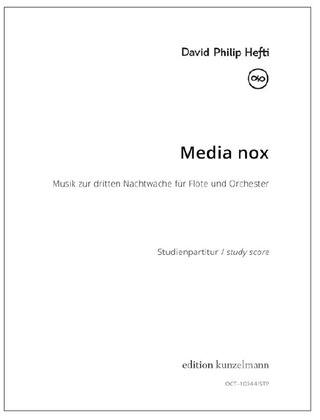 David Philip Hefti: Media nox