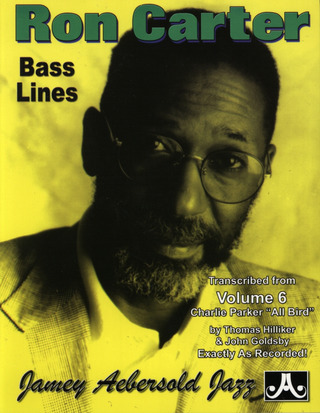 Carter Ron: Bass Lines