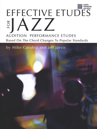 Mike Carubia et al.: Effective Etudes for Jazz