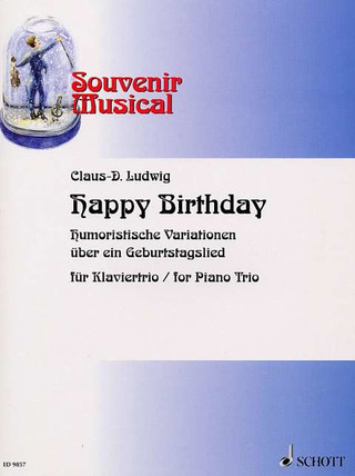 Ludwig, Claus-D.: Happy Birthday