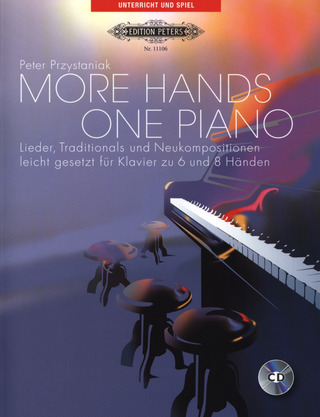 Przystaniak Peter: More Hands - One Piano