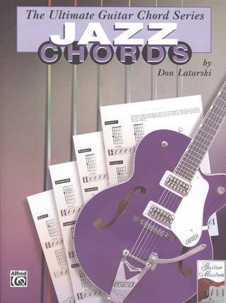 Don Latarski: Jazz Chords