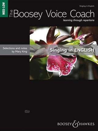 Mary King: The Boosey Voice Coach - Singing in English