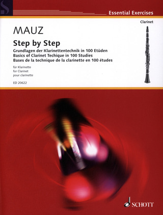 Rudolf Mauz: Step by Step