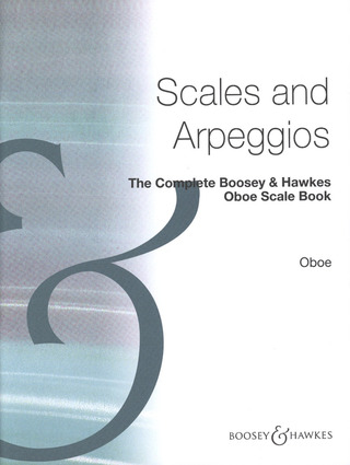 The Complete Boosey & Hawkes Oboe Scale Book
