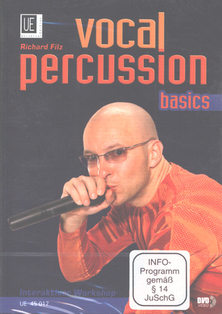 Richard Filz: Vocal Percussion Basics - DVD