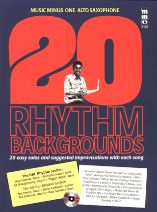 20 Rhythm Backgrounds