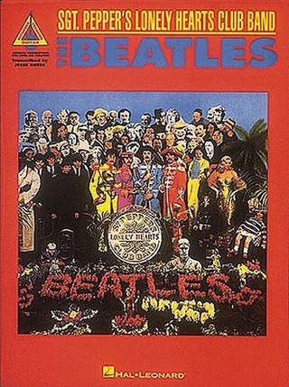 The Beatles: Sgt Pepper's Lonely Hearts Club Band