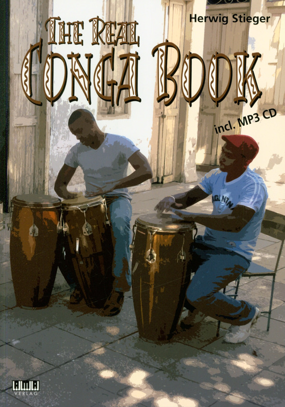 Herwig Stieger: The Real Conga Book