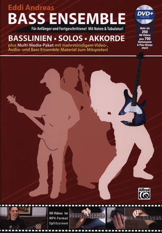 Andreas Eddi: Bass Ensemble