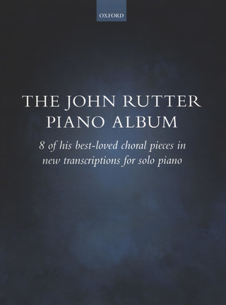 John Rutter: The John Rutter Piano Album