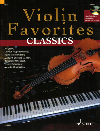 Violin Favorites Classics