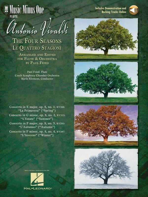 Die 4 Jahreszeiten Vivaldi