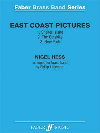 Nigel Hess: East Coast Pictures