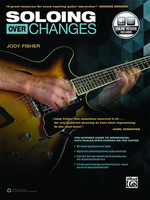 Jody Fisher: Soloing over Changes