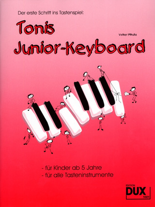 Mikulla, Volker: Tonis Junior Keyboard (Melodica