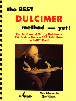 Gamse Albert: The Best Dulcimer Method - Yet