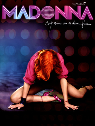 Madonna: Madonna: Confessions On A Dance Floor Pvg Book
