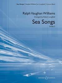 Ralph Vaughan Williams: Sea Songs