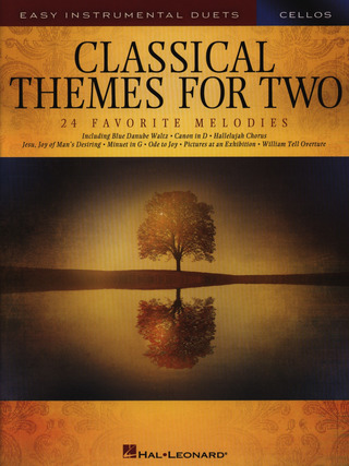 Classical Themes for Two Cellos