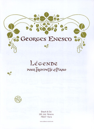 George Enescu: Legende