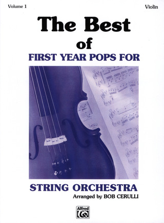 Best Of First Year Pops For String Orchestra 1