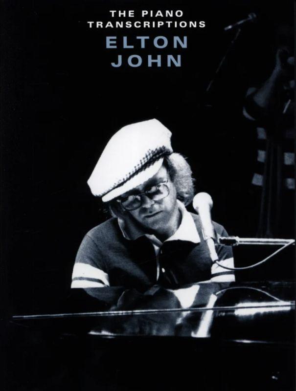 Elton John The Piano Transcriptions De Elton John Comprar En Stretta Tienda De Partituras Online