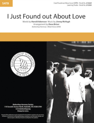 Jimmy McHugh: I Just Found out About Love