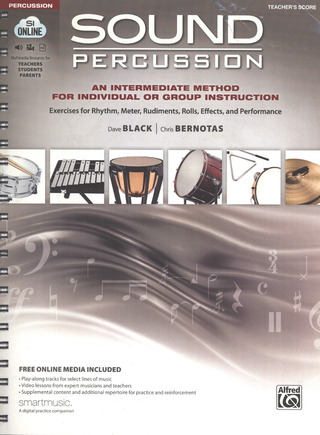 Dave Black et al.: Sound Percussion – Teacher