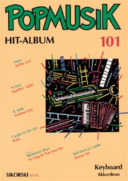 Popmusik Hit-Album 101