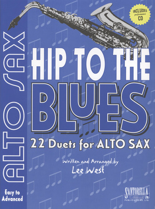 West Lee: Hip To The Blues 1