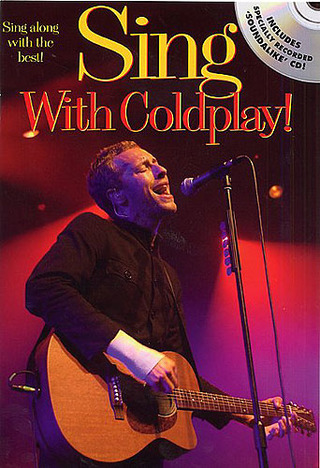 Coldplay: Coldplay Sing With Book/Cd