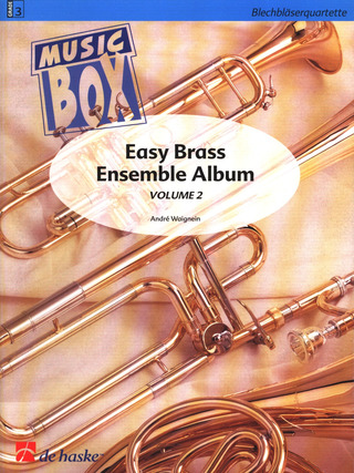 André Waignein: Easy Brass Ensemble Album 2