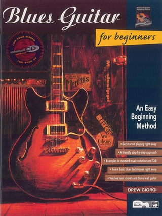 Giorgi Drew: Blues Guitar For Beginners