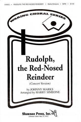 Johnny Marks: Rudolph, the Red-Nosed Reindeer