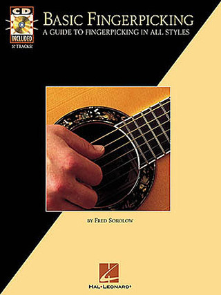 Fred Sokolow: Basic Fingerpicking (Sokolow) Bk/Cd