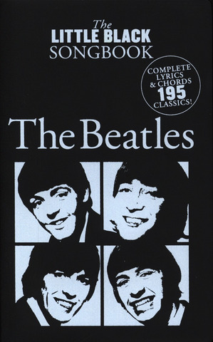 The Beatles: Little Black Songbook – The Beatles