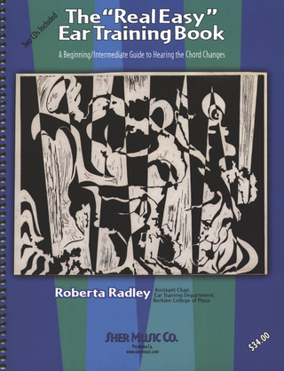 "Roberta Radley: The ""Real Easy"" Ear Training Book"