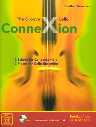 Gunther Tiedemann: The Groove Cello ConneXion