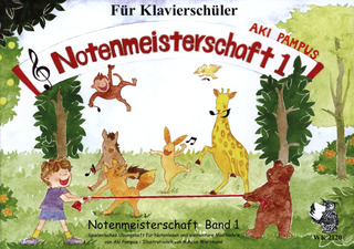 Aki Pampus: Notenmeisterschaft 1