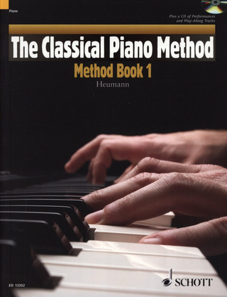Hans-Günter Heumann: The Classical Piano Method: Method Book 1