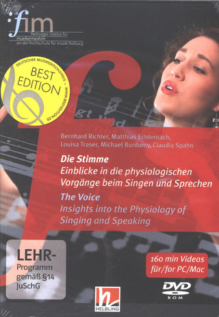 Bernhard Richter m fl.: The Voice