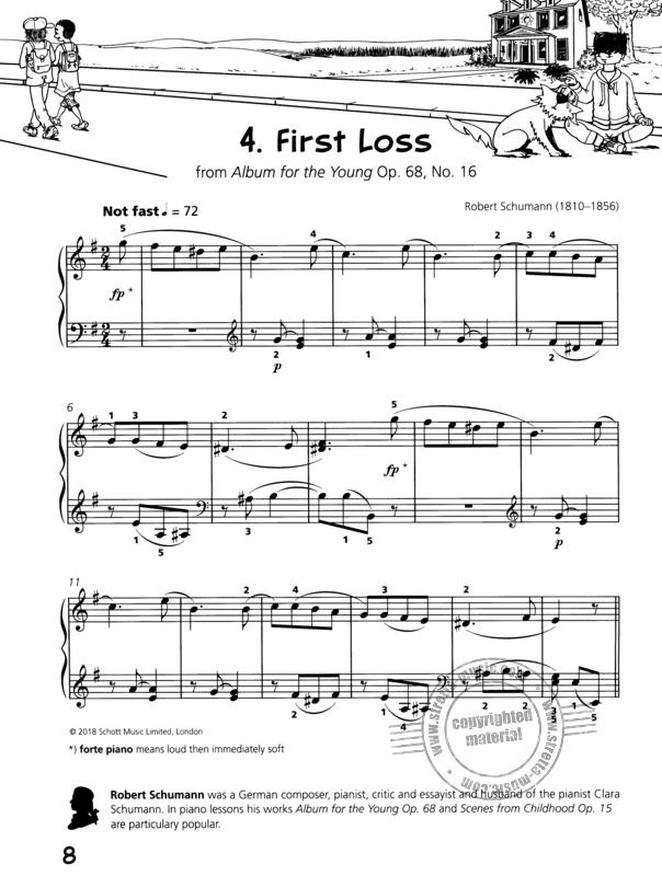 Piano Junior: Performance Book 4 (2)