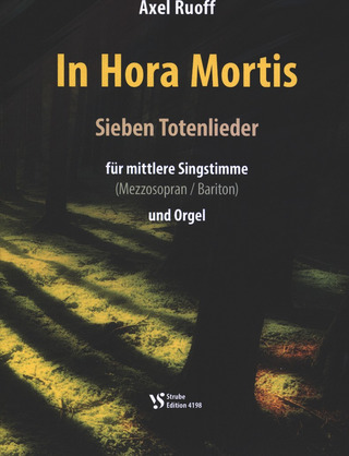 Axel D. Ruoff: In Hora Mortis