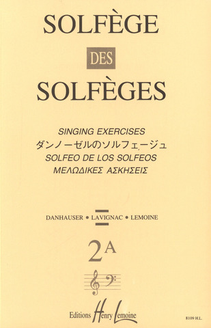 Albert Lavignac atd.: SInging Exercises
