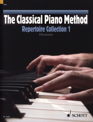 Hans-Günter Heumann: The Classical Piano Method: Repertoire Collection 1