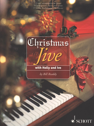 Readdy, Bill: Christmas Jive with Holly and Ive